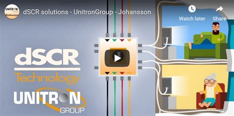 Multiswitch Unicable II Johansson 9754A - 4x (dSCR/dCSS
