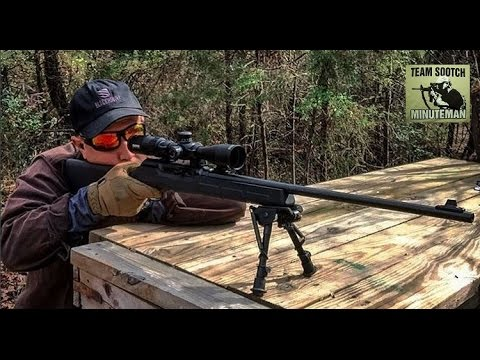 Cheapest 22 Bolt Action The $99 Savage MKII F - YouTube