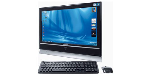 All-in-One-PC: Medion Akoya P4010 D - COMPUTER BILD