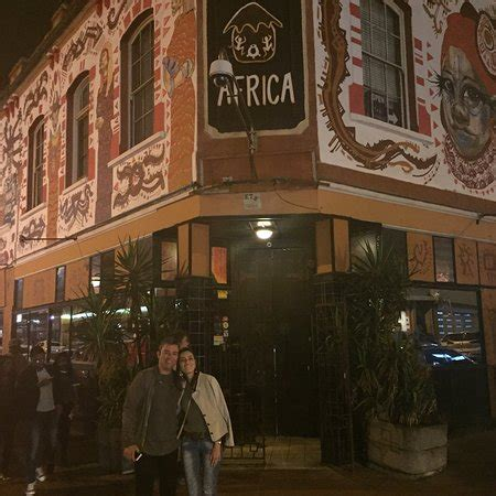 Mama Africa, Cape Town Central - Restaurant Reviews, Phone