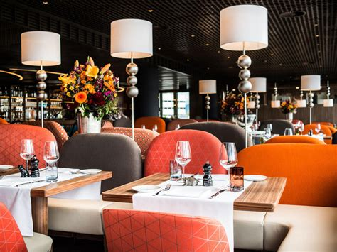 George Grill & Bar Zuerich - Penthouse Dining