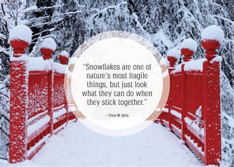 Great Quotes About Snow - Barnorama