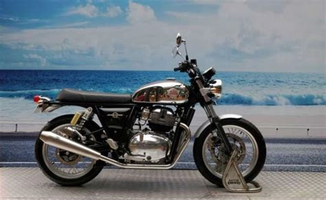 Royal Enfield Continental GT 650 Price, Mileage, Review
