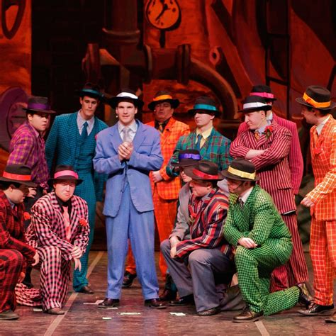 Guys and Dolls Costume Rentals
