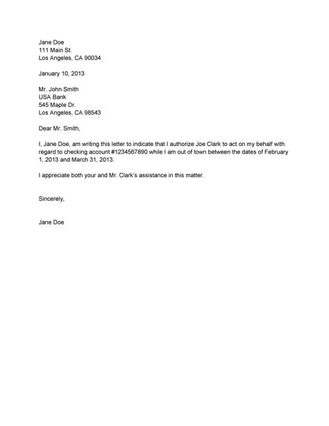 Sample Letter Of Business Closure To City Hall