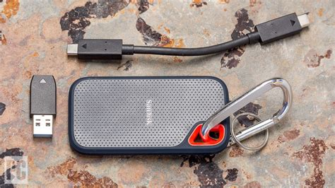 SanDisk Extreme Portable SSD Review & Rating | PCMag