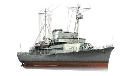 Hermelin - Warships detailed statistics - WoWS Stats