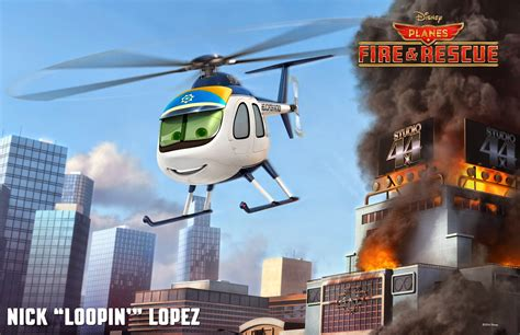 PLANES Fire & Rescue Review Now on Disney Blu-Ray and DVD