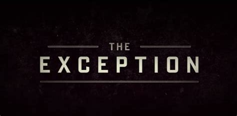 Watch Trailer For 'The Exception' - RedCarpetCrash