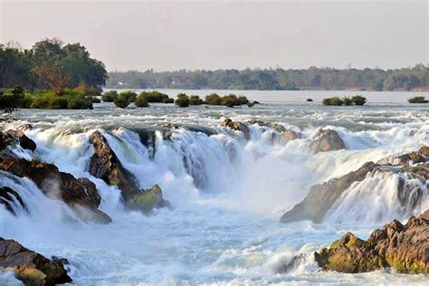 Destinations to visit in Southern Laos