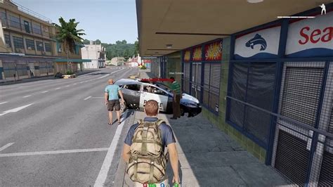 Arma 3 Life: Trolled by the cops - YouTube