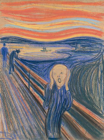 Looking at Edvard Munch, Beyond 'The Scream' - The New