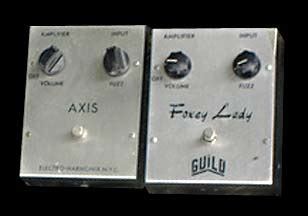 The Big Muff History - OEM Versions and early clones