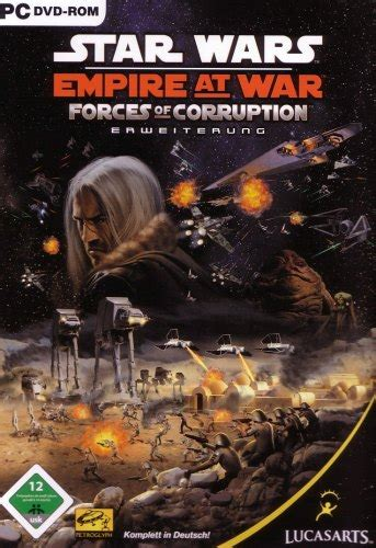 Star Wars: Empire at War - Forces of Corruption   Games