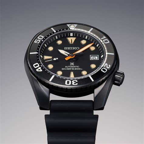Seiko Introduces the Prospex Black Series Diver Limited