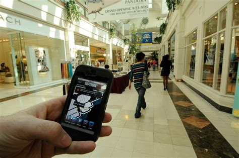 Indoor Cellphone Maps for Mall or Airport - The New York Times
