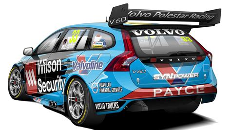 Volvo wagon tipped for V8 Supercars in 2017 - Car News
