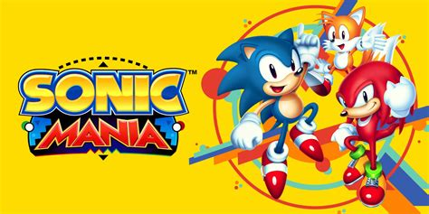 Sonic Mania | Nintendo Switch Download-Software | Spiele