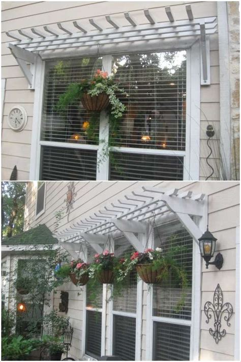 12 Amazing Ideas to Decorate Your Home's Exterior Window