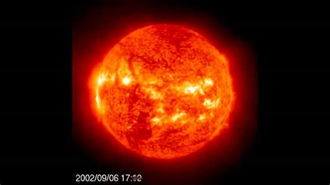 Stunning pictures of THE SUN by SOHO the Solar