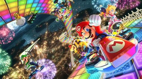 Official Japanese Mario Kart 8 Deluxe site launches