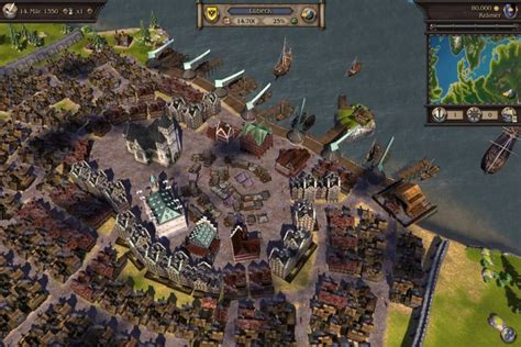 """Patrician IV PC review - """"Row, row, row your boat"""
