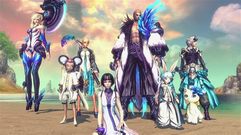 Blade & Soul closed beta test starts at the end of October