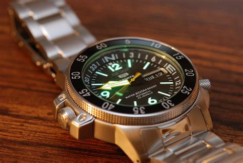 """Seiko Atlas """"Land Shark"""" 