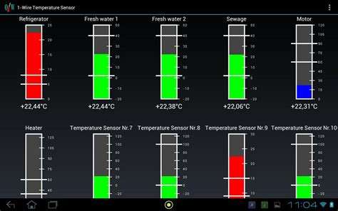 USB Temperature display + log - Android Apps on Google Play