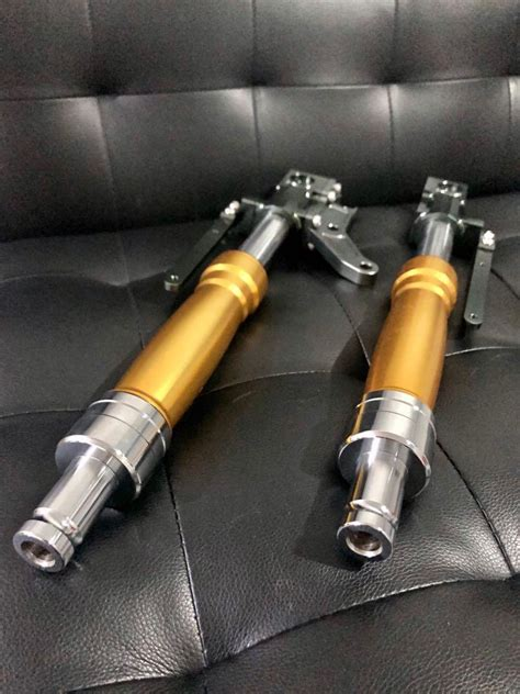Aerox 155 (USD Inverted Fork)(Ohlins Technology)(MARKDOWN
