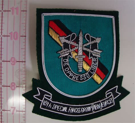 Special forces patch images - what do images want dallas