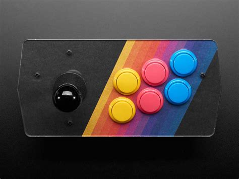 Build Your Own Arcade Controller Retro Console with the