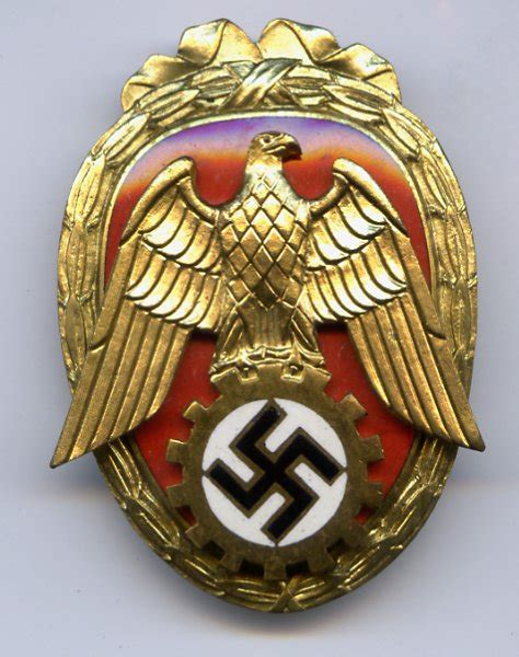 Pioneer of Labor - Germany: Third Reich: Wehrmacht Medals