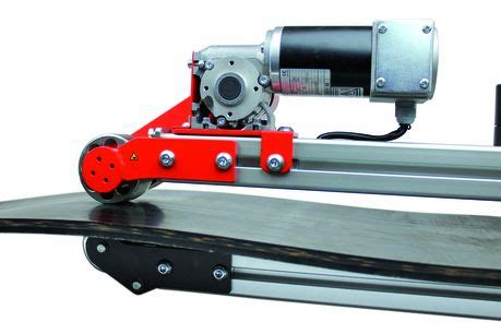New Momentum for the Cold Splicing of Textile Conveyor
