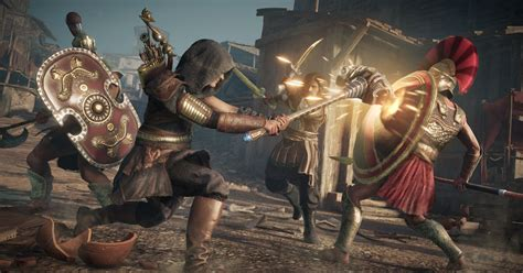 Assassin's Creed: Odyssey - Bloodline DLC review - Polygon