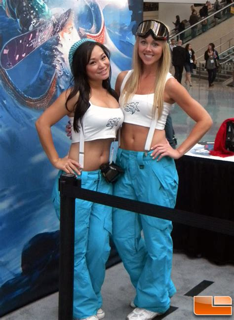 The Sexiest Booth Babes of E3 2011 - Page 3 of 9 - Legit