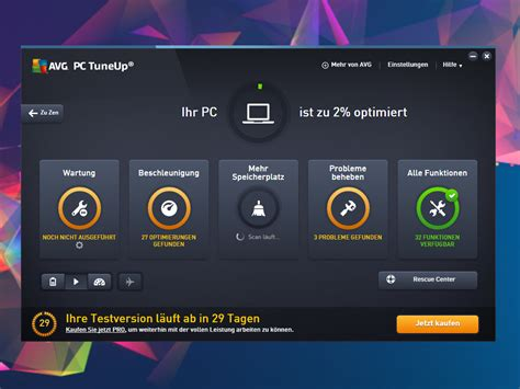 TuneUp Utilities 2018 (AVG PC TuneUp) - Download - CHIP