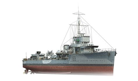 WoWS Stats & Numbers - EU - Vampire - Warships detailed