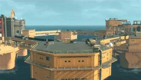 Metal Gear Online announcements: a look at new Mother Base