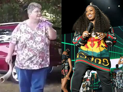 Woman's flawless rendition of 'Work It' impresses Missy