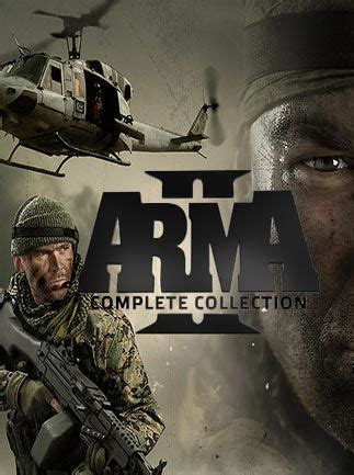 Arma 2: Complete Collection Steam Key GLOBAL - G2A