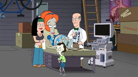 Roger's Baby - S12 EP6 - American Dad