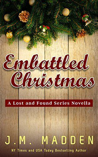 Embattled Christmas: A Lost and Found Series Novella by J