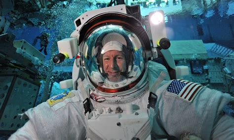 First British man in space: 'We phone people because it's