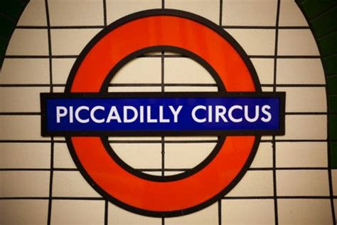 Piccadilly Circus | London underground stations, London