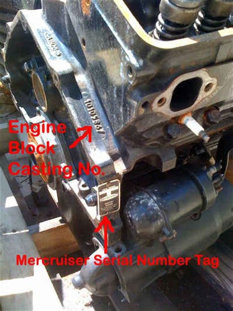 New Long block Engines for Volvo Penta, GM, Mercruiser and